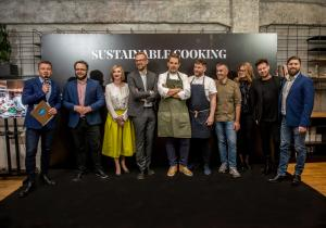 "Sustainable Cooking ""na taśmie filmowej"""